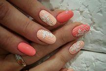 Color nail