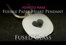 Glass Fusing Projects / Glass fusing jewelry video projects and glass fused jewelry ideas