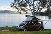 Trakkadu | campervan / Based on VW T5 Transporter