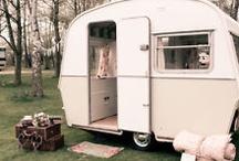 Caravan / Vintage caravan restoration