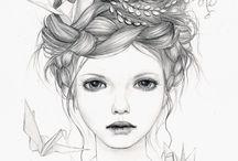illustartions / by Paloma Rai