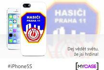 iPhone 5S / Nech se inspirovat originálními kryty na iPhone 5S! Začni tvořit na www.mycase.cz