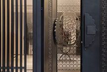 Main Entrance / luxury bespoken, beauty of main entrance, first impression of the space, speaks the personality of the owner, abudance energy, reflection of characteristics of an area