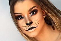 make-up animale