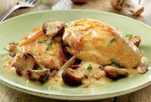 Food-Chicken! / by Dani Salvatore