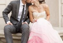 Pink princess wedding theme / pink dreams... love like a diamond..for ever