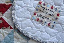 štítky na deky