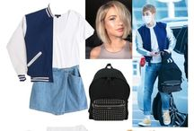 Exo Inspired outfits