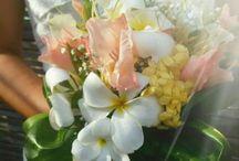 Bridal Bouquets / Wedding Bouquets in Belize. +501-631-7481 www.dulcebelizeweddings.com