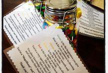 Teacher Gift Ideas / by Melissa Meinhold