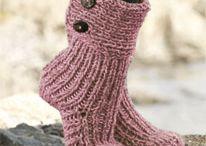 Knitting / Knitting crafts