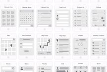 Useful Wireframing Kits