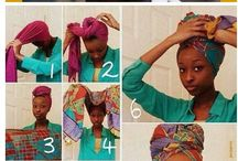 How to head wrap