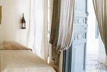 Interiors--bedrooms / by Debra McQuin