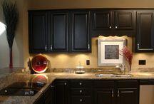 kitchen Inspiration  / by Chelsea Godin