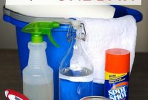Simple Housekeeping / Natural Cleaning Productd
