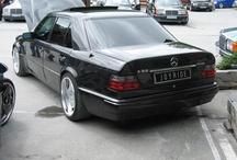 Mercedes Benz E60 AMG
