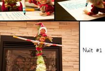 Elf on the shelf / Chasse aux lutins / Elf on the shelf / Chasse aux lutins