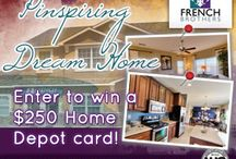 Pinspiring Dream Home - Contest Complete / Let us PINspire your dream home!