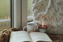 kitap kahve çay huzur müzik