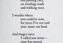 Words that stir my soul♡