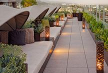 Roof deck ideas