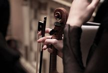 Violins and Violas / Strings to our hearts and minds