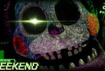FNAF Weekend | Demo / Weekend demo is a really cool fnaf fan game! Enjoy!