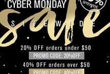 Sales and Promotions!!!