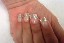 Uñas / Ejemplos de uñas de mis clientas.