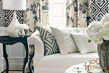 The Bridgehampton Collection By Thibaut / Bridgehampton is a collection of peppy and spirited traditional patterns inspired by the fashionable area in New York.