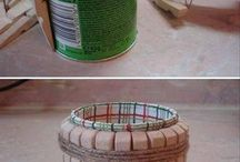 Craft/home project ideas / by Paula Brasil
