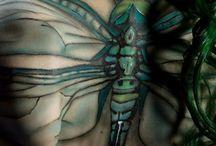 Tattoo art / by Lysa M.