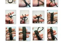 Paracord / Paracord things to make