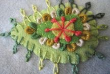 Embroidery+ Sue Spargo Style