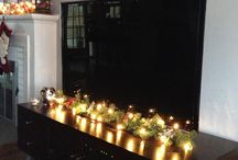 Christmas Decor / by Misty Gatewood