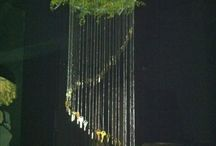 Wind Chimes, Mobiles, Suncatchers  Blowing in the Wind :) / by Carolyn Louttit