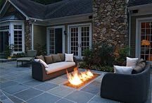 Decorating ideas: Outside / by Julie Dana