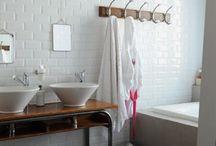 Kylpyhuone / Kylpyhuoneen remontti-ideoita