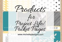 Project Life/Pocket Pages