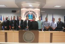 Foto do Dl Marcelo Melo na delegacia