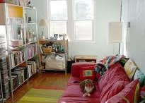 Home - Long Narrow Room
