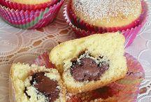 Nutella / Muffin e brioche