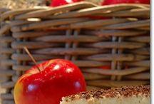 Szarlotka i inne z jabłkami
