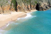 Great British beaches / beautiful beaches I would love to visit and have visited