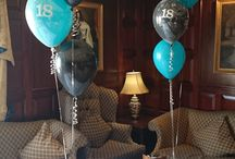 Balloon Clusters / Balloon Clusters made by Scotts 79 Shenley Road,  Borehamwood, Hertfordshire  WD6 1AG  enquiries@scottsballoons.co.uk