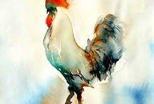 chickens / chickens