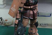 Gundam/Zack