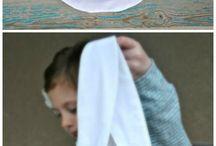 Matilda sewing