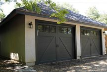 Work-garages / by Kelly Houston